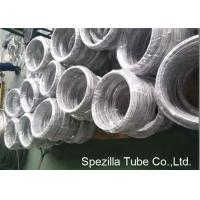Quality ASTM B163 Bright Annealed Stainless Steel Tube Incoloy 825 SS Coil Tubing OD 1/2'' X 0.035'' wholesale
