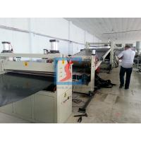 Quality HDPE / LDPE Sheet Extrusion Line / Production line For Water supply / Rod wholesale
