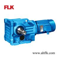 Quality UNICASE HELICAL SHAFT MOUNTED GEAR MOTORS wholesale