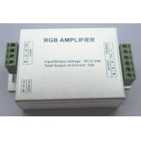 Quality 12V - 24V DC amplifier for common anode Led Rgb Controller wholesale