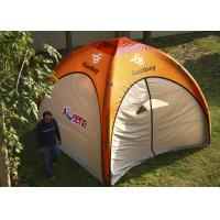 Quality Lightweight Inflatables Dome Tent UV Resistance Outdoor Inflatable Tent wholesale
