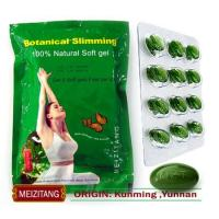 China Herbal Slimming Pills , MZT Plus Botanical Slimming Softgels Without Side Effects on sale