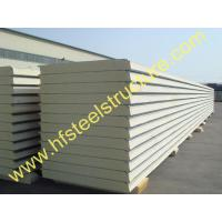 Quality Light Weight Honeycomb Polyurethane Sandwich Panel For Movable House wholesale