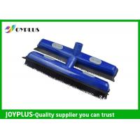 Quality JOYPLUS Long Handled Floor Squeegee For Cleaning floor Rubber / TPR Material wholesale