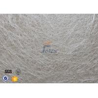 Cheap 104 - 320 cm Width E Glass Powder Emulsion Fiberglass Chopped Strand Mat for sale
