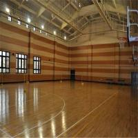 Cheap indoor basketball flooring price used sports court for Indoor basketball court installation