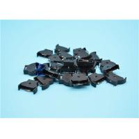 China CR2032 Battery Holder Black Other Electronic Components Upright Insert on sale