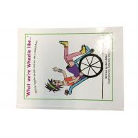 China Shiny Hard Cover Children Book , Saddle Stitch , For School Education , Children Reading on sale