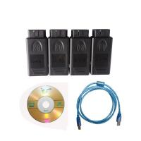 Quality 4-IN-1 VAG TOOL KIT VAG Diagnostic Scanner With VAG Dash CAN , COM wholesale