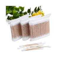 Quality Hygienical Safe Medical Cotton Swab Eco Friendly Recyclable Materials wholesale