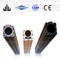 China Hard Anodized 6060 6005 6A02 6061 T-Slot Extrusion Aluminum Profile on sale