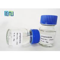Quality Hydrocyanic Ether PPN Organic Perfume Ingredients Propionitrile wholesale