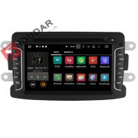 Quality Built In GPS Android Auto Car Stereo Android Auto Car Deck For Dacia / Duster / Renault wholesale