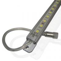 Quality 9W / 18W 0.5M / 1.0M Bright Dustproof Warm White SMD 120°View Angle Rigid Led Light Bars wholesale