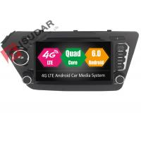 Quality Cortex A53 Octa Core Kia Android Car DVD Player With Gps And Bluetooth For RIO /  K2 wholesale