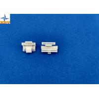 Quality wafer connector, CI14 Wire to board connectors pitch 1.00mm 180°single row  wafer with lock wholesale