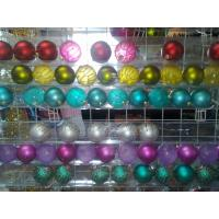 Cheap Colorful Beautiful Gorgeous Hanging Ball Tinsel Personalised Christmas Decorations for sale