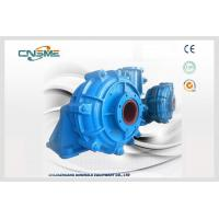 Quality 10 Inch Single Suction Heavy Duty Slurry Pump Horizontal Split Pumps For Mining Tailings wholesale