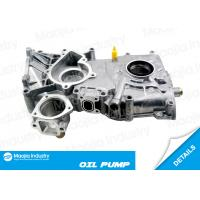 China 13500 - 40F00 Timing Cover Car Engine Oil Pump For 91 - 94 Nissan 240SX 2.4L DOHC KA24DE on sale