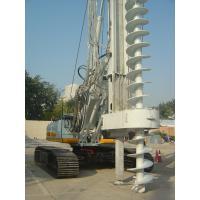 Quality Durable CFA Equipment For Directional Drilling Equipment TR250W Rated Power 18 kw wholesale