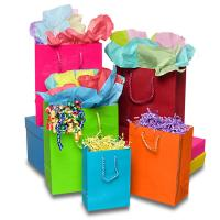Quality Matte Laminate Jewelry Gift Bags / Custom-printed Jewellery Paper Bag wholesale