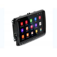 China 7 Inch Volkswagen DVD Player Touch Screen Head Unit With Gps 12 Months Warranty on sale