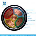 Quality Hot Sale 0.6/1kV XLPE Insulation PVC sheath Underground Power Cable wholesale