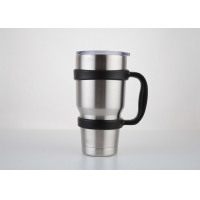 Quality Double Wall 800ml 100x200mm Insulated Vacuum Travel Mug wholesale