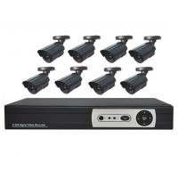 Quality CCTV Security System 8CH H.264 Digital Video Recorder Kits DR-7108AV502E wholesale