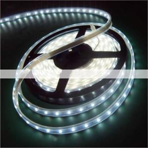 China SMD 3528 12V DC Waterproof Flexible LED neon rope lights Strip 120 LEDs 1 Meter on sale