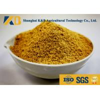 Quality None Salmonella Dried Fish Meal Powder Rich Protein Source For Dairy Industries wholesale