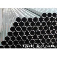 Quality 316L Round Welded Stainless Steel Tube / Automatic Tubing 180 Grit Polished wholesale
