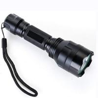 China CREE XPE 5W Charging Torch Light Super Bright Rechargeable Dive Torch on sale