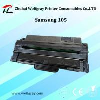China Compatible toner cartridge for Samsung MLT-105 on sale