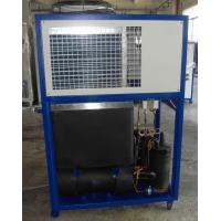 Quality 3N 380V 50Hz 4KW Cooling Capacity R404A Refrigerant small Glycol Brine Chiller With -10C Temperature Outlet RO-3AL wholesale