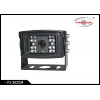 Quality 18 Led Lights DC 24V Truck Rear View Camera With NTSC Or PAL Signal System wholesale