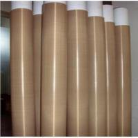 Quality High Temperature Ptfe Coated Glass Fibre Fabric Chemical Resistance wholesale