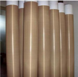 High Temperature PTFE Coated Fiberglass Fabric With Teflon Fiberglass Coated