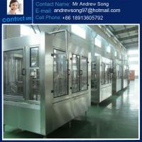 Buy cheap 3 in 1 filling machine for mineral water from wholesalers