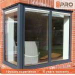 Quality Customized Size Turn And Tilt Side Hinged Windows / Large European Casement Windows wholesale