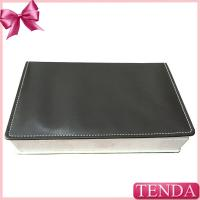 Quality Customized Small Medium Large Size USB Drive Flashing Disk Electronic Products Leather Packaging Box wholesale