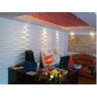 Quality Waterproof Office Decorative Wall Panel Background Interior Wall Cladding wholesale