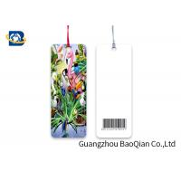 Quality Paper Label 3D Lenticular Bookmark Animal Cute Personalized Lenticular Product wholesale