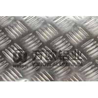Quality Bright Surface 5052 Aluminium Checker Plate With High Corrosion Resistance wholesale