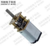 Quality 15mm Diameter 12 Volt Gear Reduction Motor GM13-030SA8300115 Customized Voltage wholesale