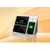 Quality Wiegand Biometric fingerprint access control system with facial recognition security for office wholesale