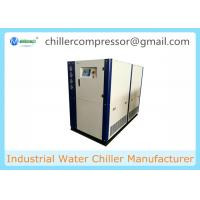 China Copeland Scroll Compressor Packaged Type Water Cooled Chiller on sale