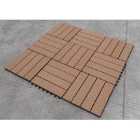 Buy cheap Wood-Plastic Composite DIY Decking 1 from wholesalers