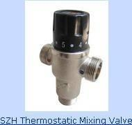China Thermostatic Mixing Valve on sale