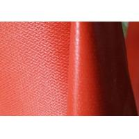 Quality Silicone Coated Fiberglass Fabric Flame Retardant For Welding Protection wholesale